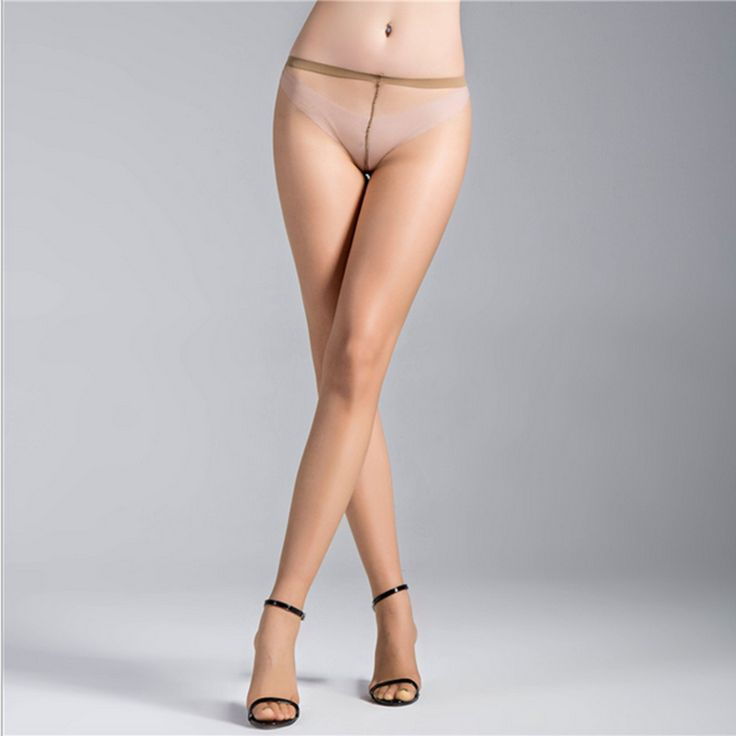 Super Thin Lingerie Stealth Seamless Low waist  Pantyhose Tights Female Nylon Sexy Pantyhose Stockings for girls