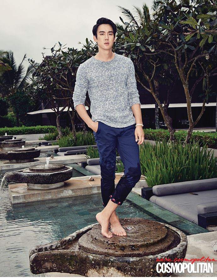 Yoo Yeon Seok Cosmopolitan Korea