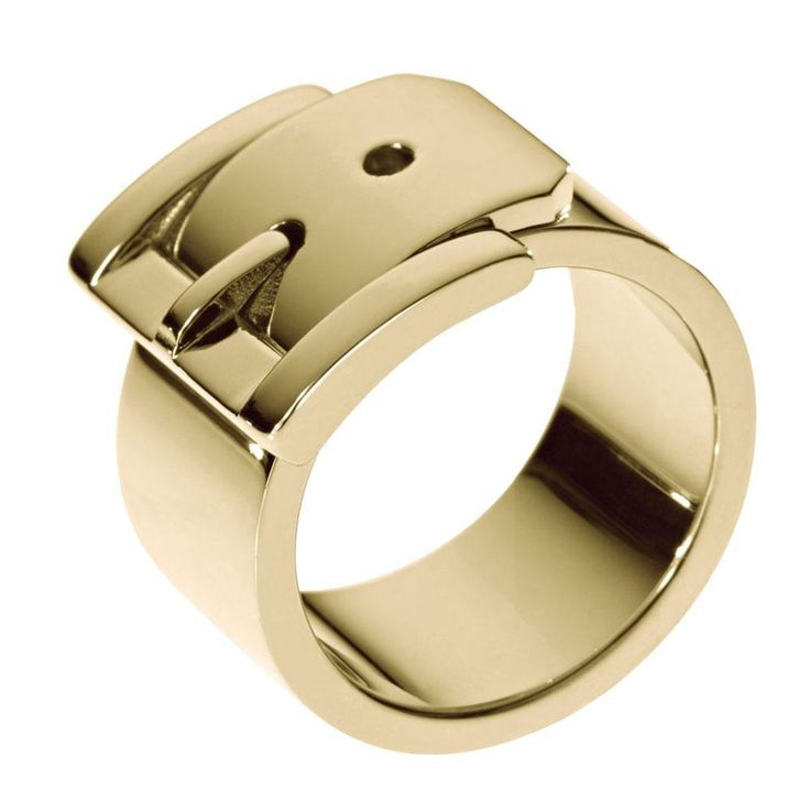 Michael Kors Buckle Ring #ObjetoDeDeseo