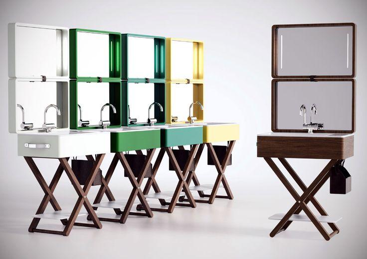 Trendy home: Dizajnové umývadlá do kúpeľne / design washbasins