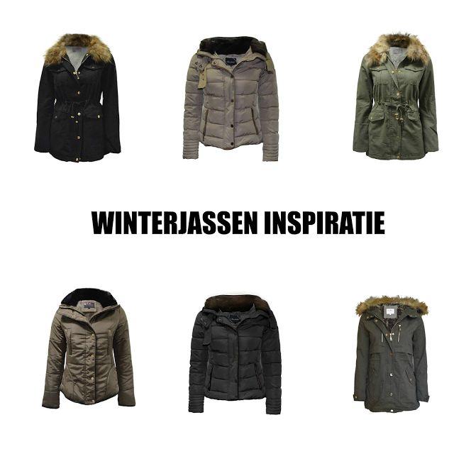 WINTERJASSEN INSPIRATIE   Omdat het alweer wat kouder wordt buiten komt een winterjas zo langzamer hand wel van pas. Daarom heb ik hier wat inspiratie voor jullie. Leuke donkere winterse kleuren en lekker warme jassen voor het seizoen.