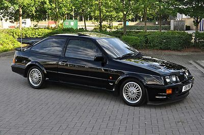 Ford Sierra RS RS500 Cosworth - http://www.fordrscarsforsale.com/1326
