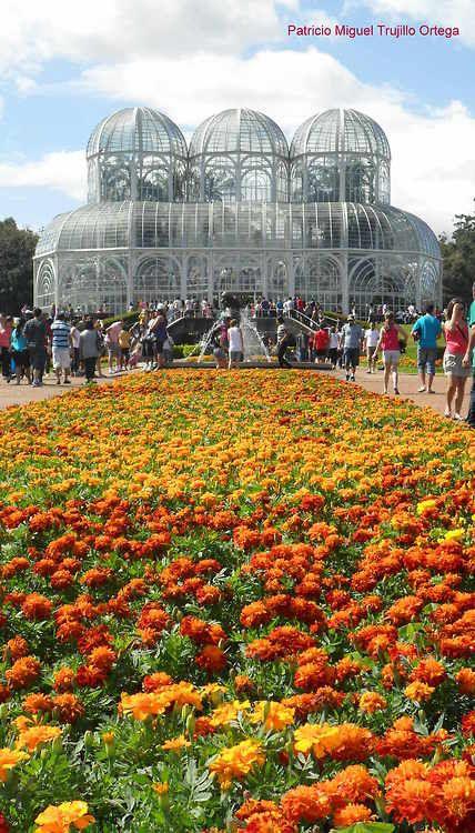 Jardim Botânico, Curitiba, Paraná, Brazil