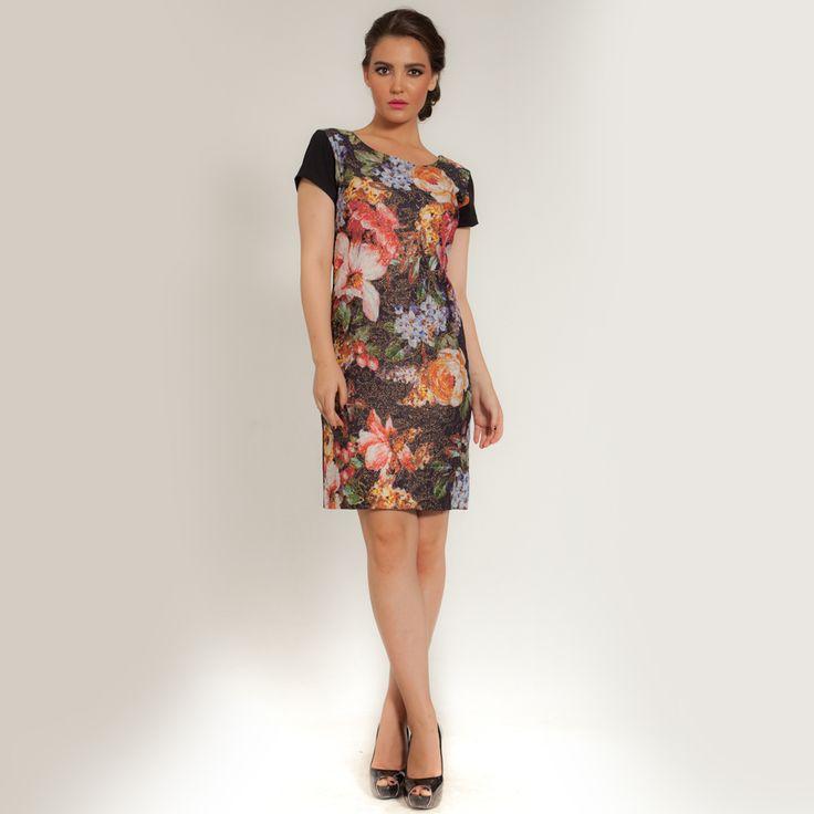 Φόρεμα με λουλούδια   http://www.sofiafilippa.gr/index.php?target=products&product_id=34042