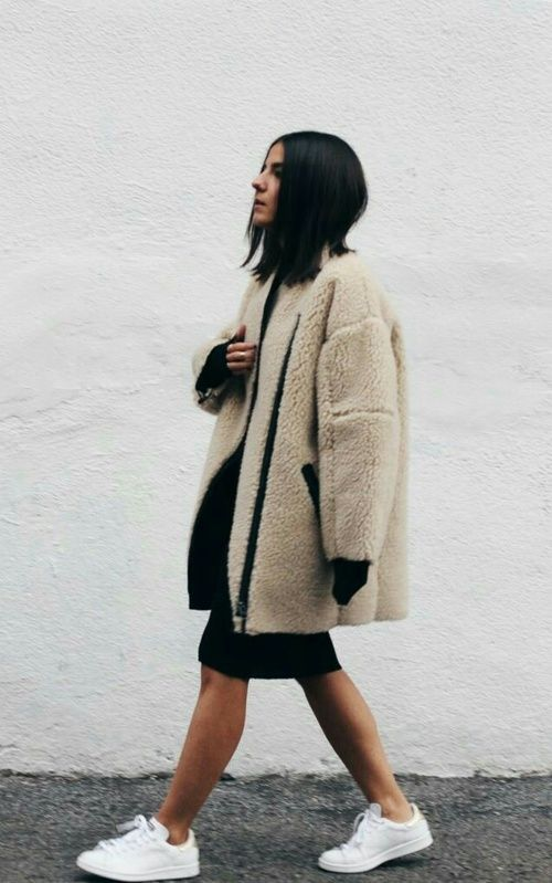 gambar fashion, coat, and outfit