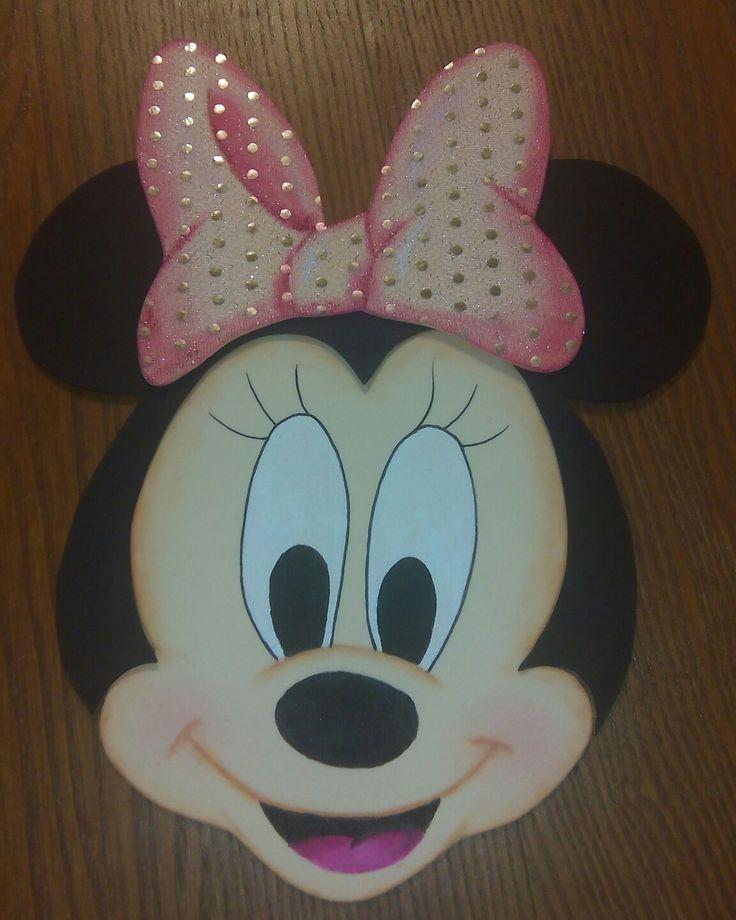 Minnie Mouse Bebe...