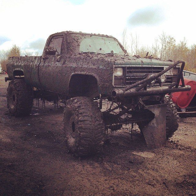 K5Mobber! — #Squarebody #lifted #chevy