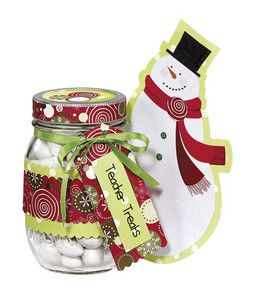 Ball Jar with Candy