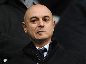 Mauricio Pochettino: 'I am in love with chairman Daniel Levy'