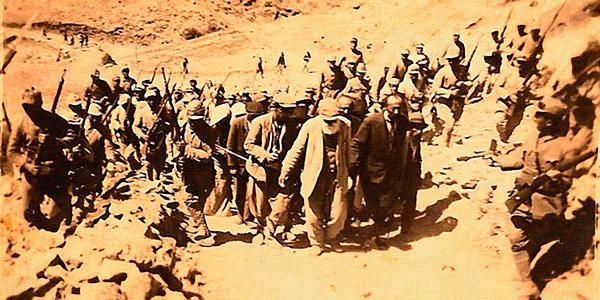 4 May 1937 A Square Of Dersim Massacre