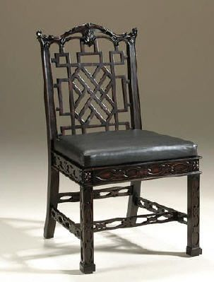 chinese fretwork chair 3