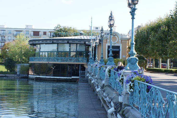 Jetée du lac et Pavillon du lac (restaurant)