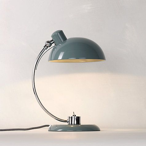 John Lewis Penelope Task Lamp Online at johnlewis.com  45pounds  slate/lime or neutral colour