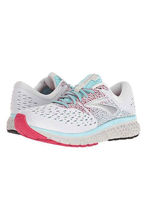 371ffe36b67e6 The best running shoes for women- Brooks s Glycerin 16 shoes provide extra  visibility for night runners.