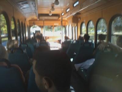 Exploring Kingston via The Historic Confederation Tour Trolley