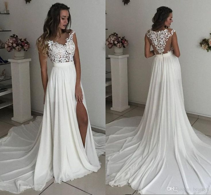 Discount Vintage Full Lace Boho Beach Wedding Dress Garden Party Strapless Bohemian Bridal Gowns 1970s Brides Wear Sweep Train Bridal Gowns A Line Halter Wedding Dress A Line Princess Wedding Dresses From Sweetlovedress, $105.53| DHgate.Com