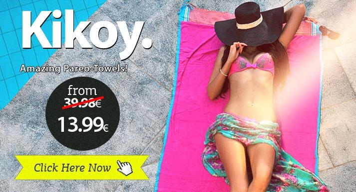 Kikoy Beach Towel !! - pennie.gr