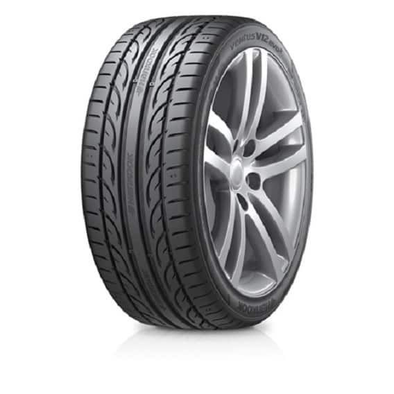 Hankook Ventus V12 Evo2 K120 Summer Performance Tire - 205/50R17 93Y