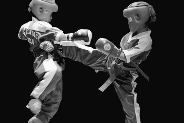 Kid's Self Defense  #sports #fitness #mma