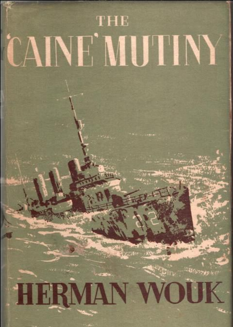 The 1954 UK edition of The Caine Mutiny