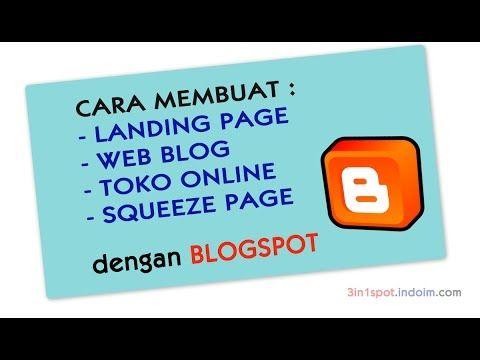 Template Blogspot 3in1spot