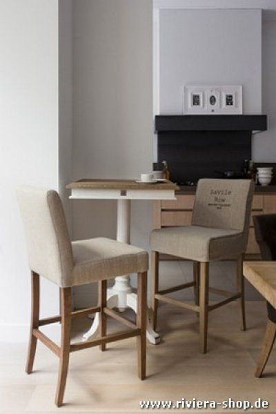 Savile row bar stool flax riviera maison shop m bel interior pinterest shops bar stools - Yellow mobel bielefeld ...