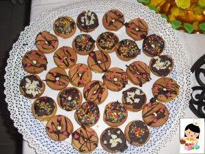 Mini Donuts alla piastra: ricetta base