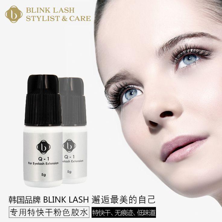 Blink Lash Grafting Eyelash Glue Dry Fast (8 Seconds) Eyelash Extension Glue Q-1 5ml