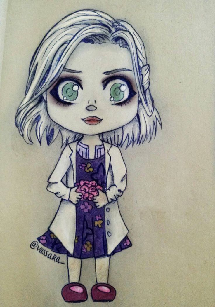 Liv Moore  by Vassara.deviantart.com on @DeviantArt