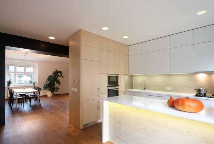 kuchyna a jedalen