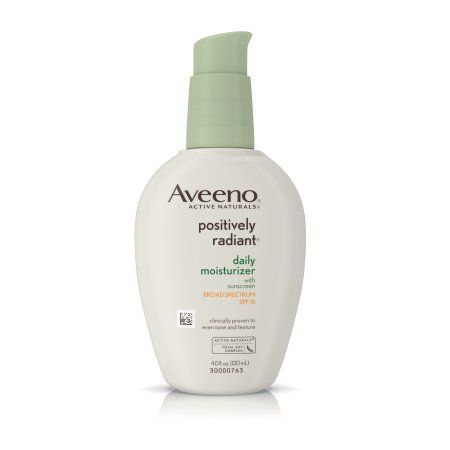 Aveeno Positively Radiant Daily Moisturizer With B…