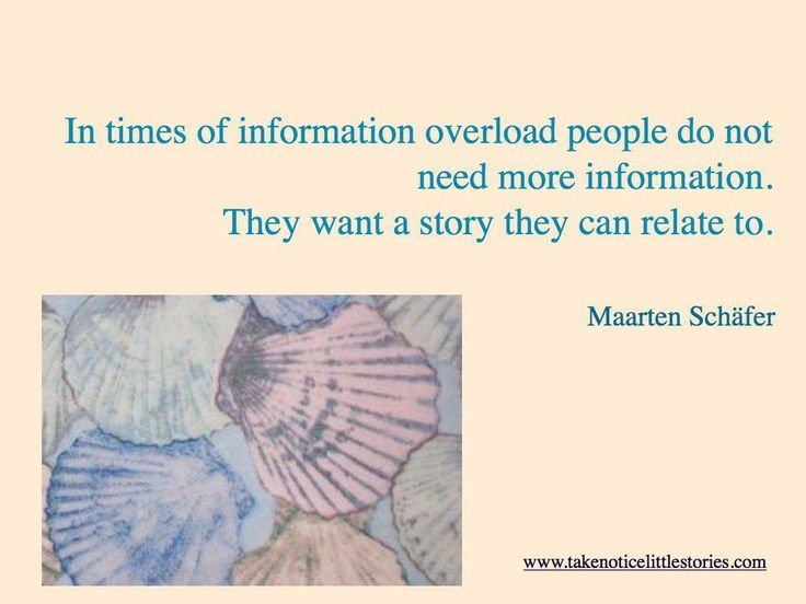 So many information hit us each day. I want stories that are touching my heart !