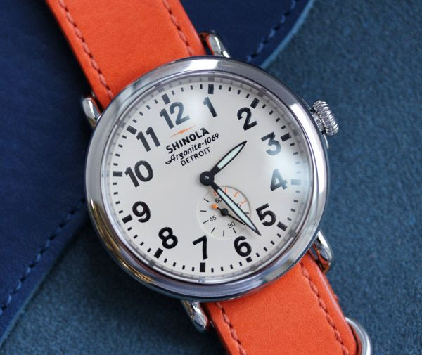 Made In Detroit, A Visit To Shinola Watches   shinola