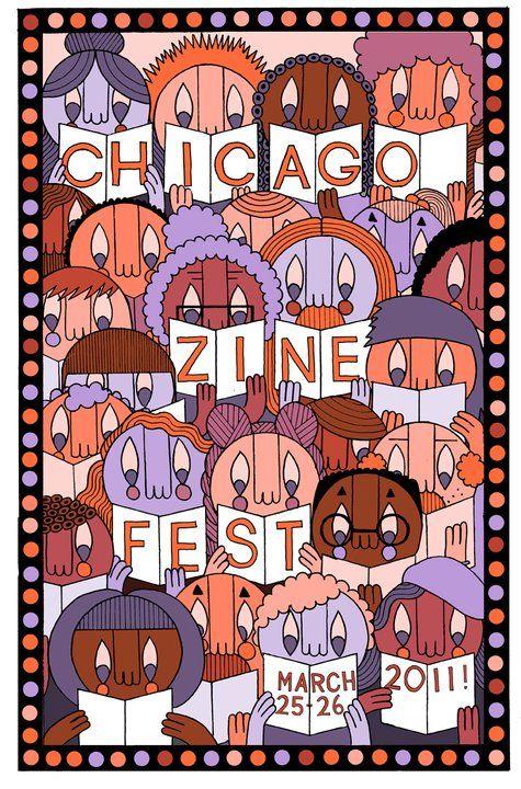 Chicago Zine Fest 2011
