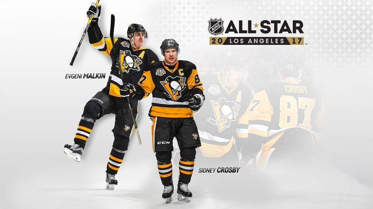 Penguins forward Evgeni Malkin, the NHL's fourth-leading scorer, was selected to play in his seventh NHL All-Star Game on Tuesday.