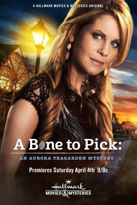 A Bone to Pick: An Aurora Teagarden Mystery - Hallmark movie