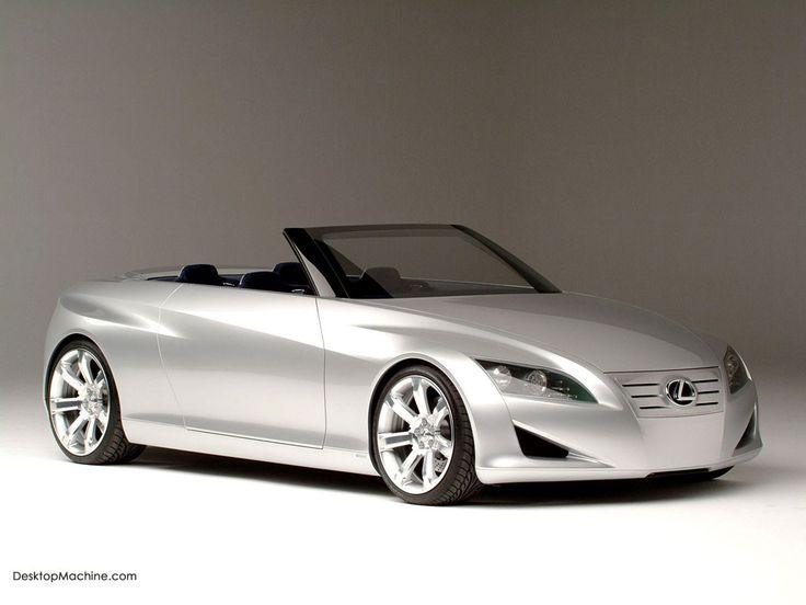 Lexus convertible concept