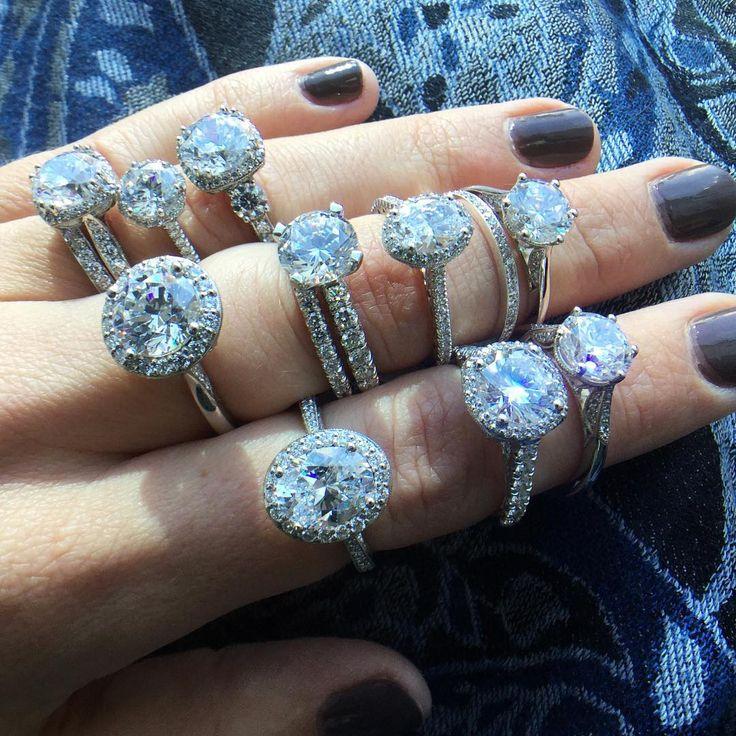 151 Best Engagement Rings Images On Pinterest Engagement