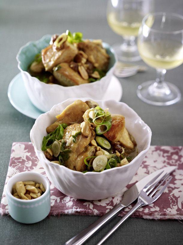 Unser beliebtes Rezept für Puten-Erdnuss-Curry und mehr als 55.000 weitere kostenlose Rezepte auf LECKER.de.