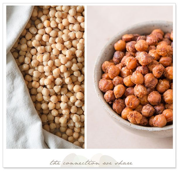 roasted chick peas recipe