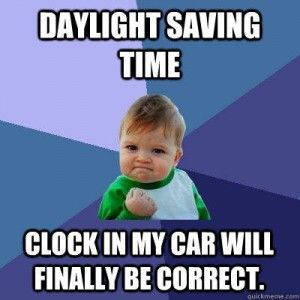 Daylight Saving Time and your child's sleep