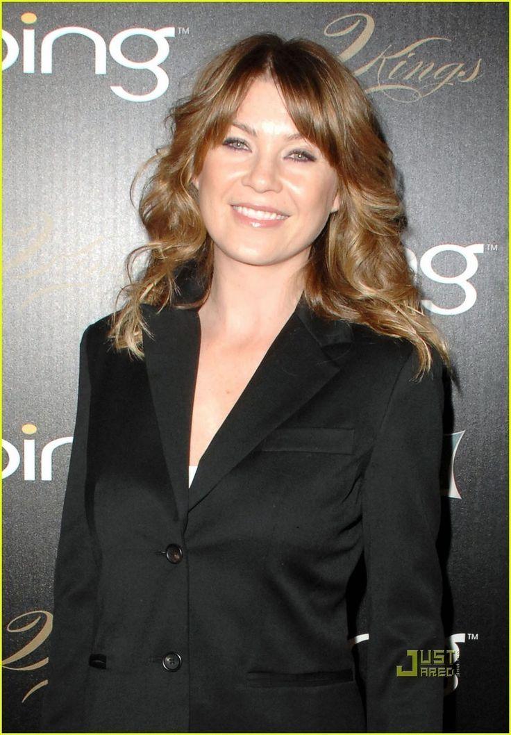 ellen pompeo pictures | Grey's Anatomy Actors Ellen Pompeo