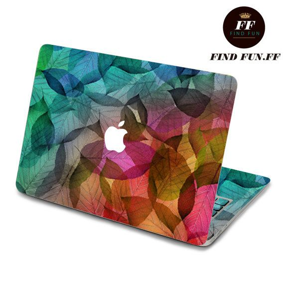 Back cover of decal Macbook Air Sticker Macbook Air by FindFun, $17.00