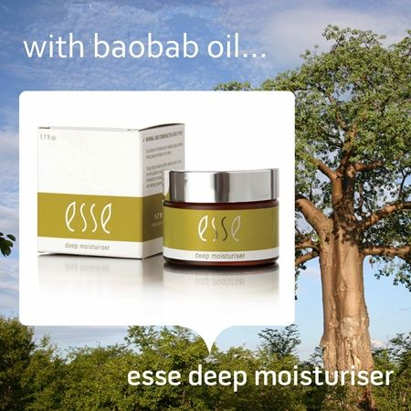 ESSE organic skincare. www.esse.co.za