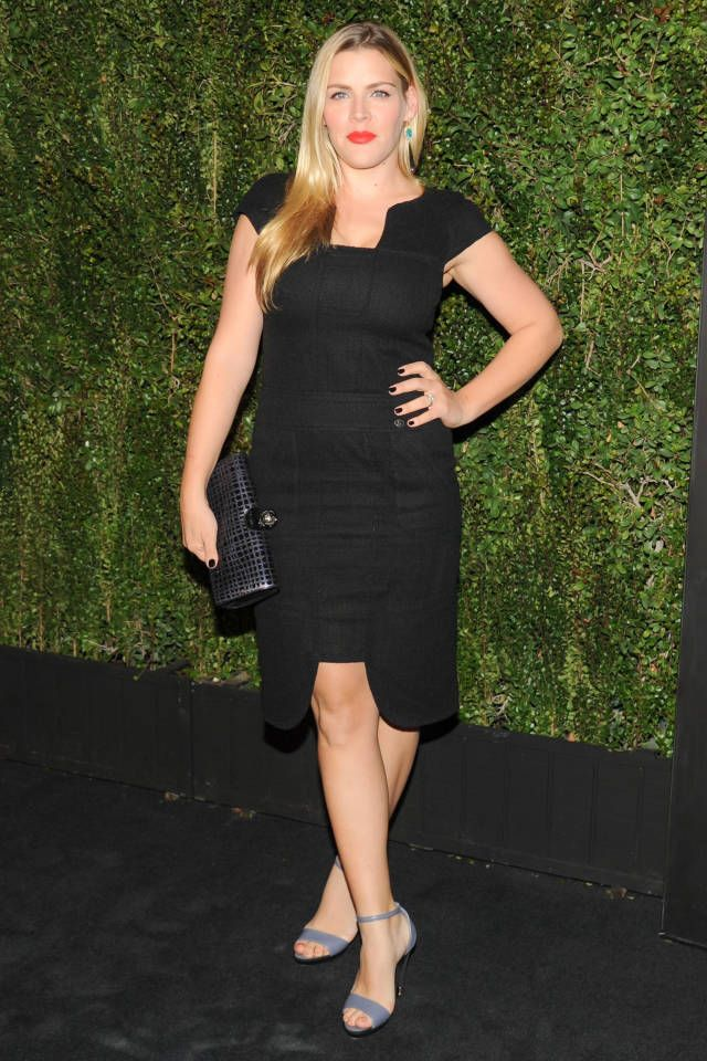 Drew Barrymore's Book Party- Busy Philips