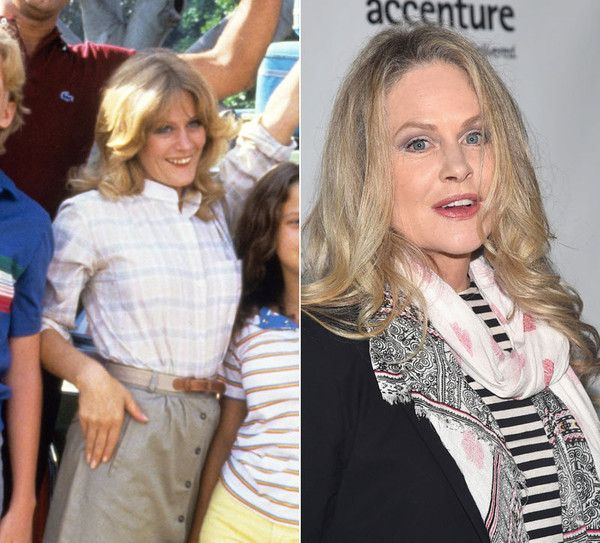 The Cast of 'National Lampoon's Vacation' Then & Now - Beverly D'Angelo: Ellen Griswold