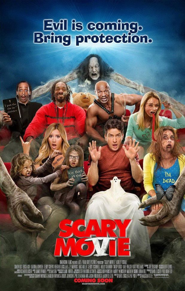 Affiche du film Scary Movie 5 streaming