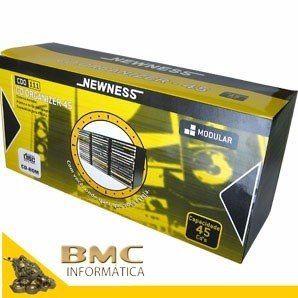 porta cd newness suporte para 45 cd's