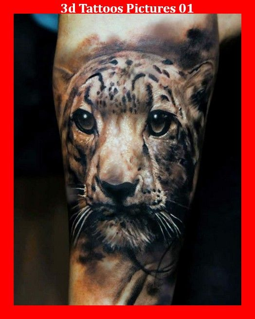 3d Tattoos Pictures 01