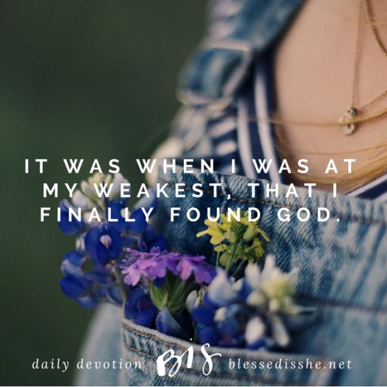 Walls of Weakness a reflection on daily mass readings at @blessedisshe__ by @faithfulsocial
